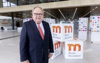 Werner M. Dornscheidt verlässt die Messe Düsseldorf