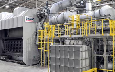 E-MAX beauftragt LOI Thermprocess mit Erweiterung der Recycling-Anlage