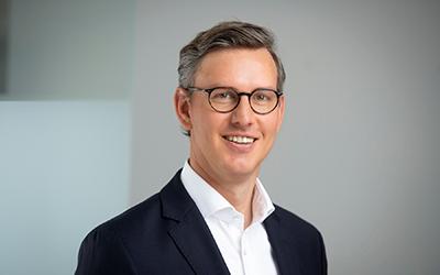 Neuer Leiter Unternehmenskommunikation und -Marketing bei SMS group