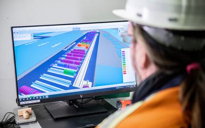 thyssenkrupp digitalisiert Abkühlung der Stahlcoils in Hohenlimburg
