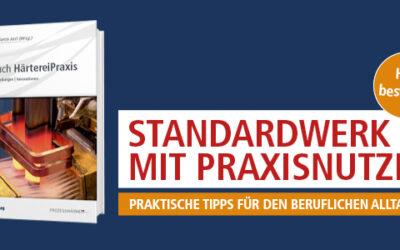 Neue Ausgabe des Handbuchs HärtereiPraxis