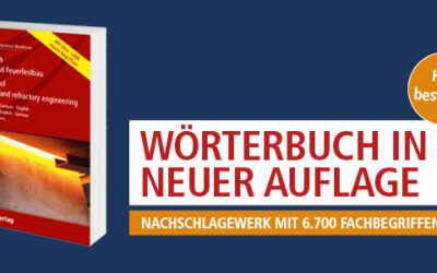 Neu: Wörterbuch Feuerfest und Feuerfestbau