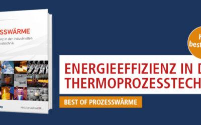 Jetzt bestellen: Das Fachkompendium der energieeffizienten Wärmebehandlung