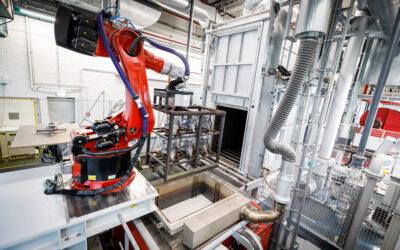 Video: AUDI Werkstofftechnikum in Neckarsulm