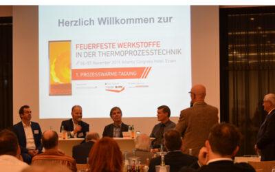 """""""Feuerfeste Werkstoffe"""" startet erfolgreich"""