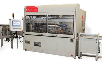 GMTN: EFD Induction präsentiert die horizontale Härtemaschine HardLine Hybrid