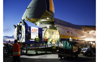 Faszination Technik: Tonnenschwerer Transport