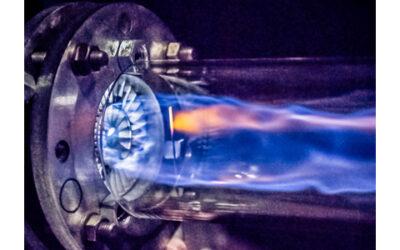 Faszination Technik: Low-NOx-Brenner mit 3D-Druck-Mischeinheit