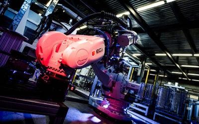 Faszination Technik: Integration der Robotik in Wärmebehandlungsprozesse