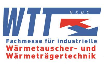 WTT-Expo im Rahmen der Tube im Dezember 2020