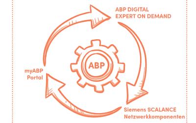 ABP Induction stellt Netzwerkkomponenten auf Siemens-Technik um
