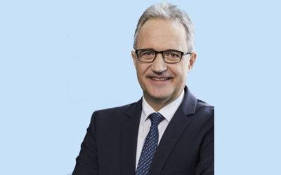Interview mit Prof. Dr. Hans Ferkel, CTO der SMS group GmbH