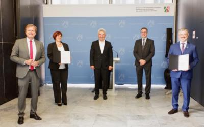 Wasserstoff: GWI erhält Förderantrag für das Projekt HyGlass