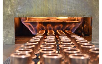 Faszination Technik: Wärmebehandlungsofen für Metallteile