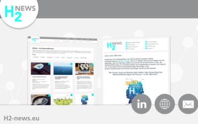 Das neue Wasserstoff-Portal: H2News