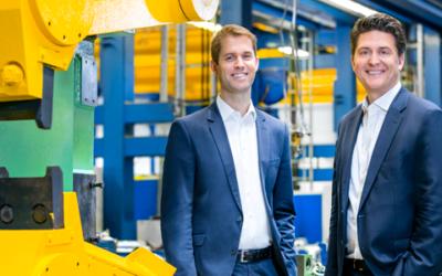 Interview mit Jochen Burg & Alexander Heck, Technical Service, SMS group