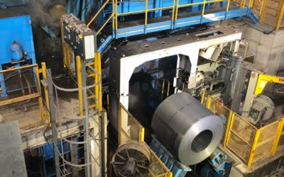Ilyich Steel erteilt Abnahme für neuen Haspel