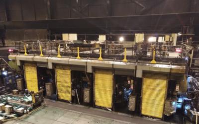 SSAB Hämeenlinna lässt Prozessautomatisierung des Tandemkaltwalzwerks modernisieren