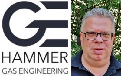 Neues Unternehmen mit jahrzehntelanger Erfahrung: Hammer Gas Engineering GmbH
