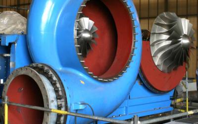 HKM investiert in Getriebeturboverdichter