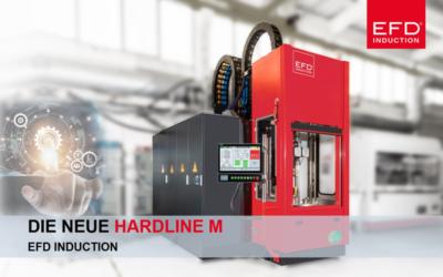 EFD Induction: neue Maschinengeneration der Vertikal-Härtemaschinen