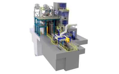 NPO bestellt halbkontinuierliche Vertikal-Stranggießanlage bei SMS Concast
