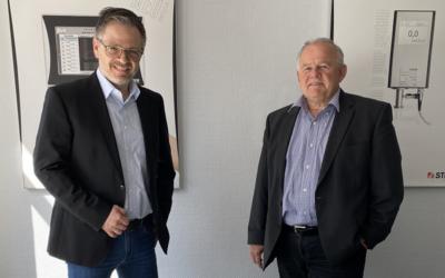 Frank Theisen ist Geschäftsführer bei Stange Elektronik