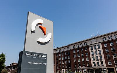 Salzgitter setzt Aufwärtstrend mit starkem Ergebnis im zweiten Quartal fort