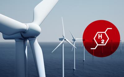 Kooperation zwischen ABB und Axpo für bezahlbaren grünen Wasserstoff