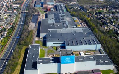 IBS liefert neue Strahlrohrbrenner an thyssenkrupp Steel Europe in Bochum