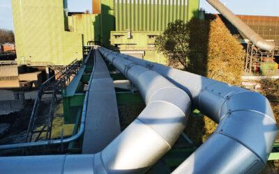 Strategiepapier für industrielle Wärmewende