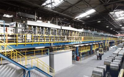 NLMK Group bestellt eine Entkohlungs- und Beschichtungsanlage von Tenova