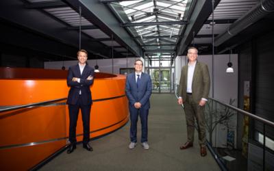 GrInHy2.0: EU-Förderträger besucht Hochtemperatur-Elektrolyseur bei Salzgitter Flachstahl