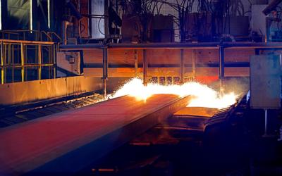 Jindal Stainless lässt Stahlwerk in Jaipur um eine neue Produktionslinie erweitern