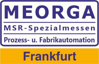 MEORGA-MSR-Spezialmesse in Frankfurt