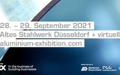 ALUMINIUM Business Summit feiert Premiere im Alten Stahlwerk in Düsseldorf