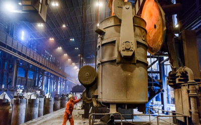 OptiLBO: Innovative Brenner begünstigen CO2-neutral produzierten Sekundärstahl
