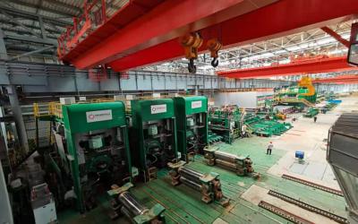 Instandhaltung: Primetals und Fujian Dingsheng Steel unterzeichnen Serviceverträge