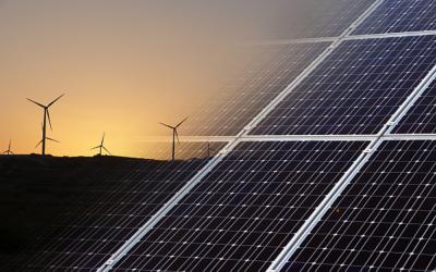 Erneuerbare Energien: Deutsche Exporte fallen zurück