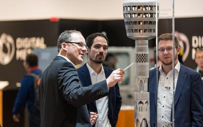 Formnext 2021 findet als Präsenzveranstaltung in Frankfurt statt