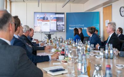 NRW: Zweites Spitzengespräch Wasserstoff