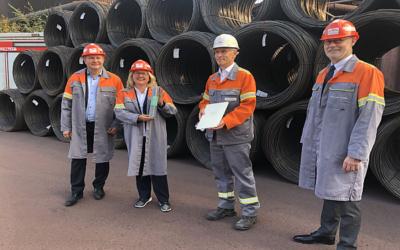 ArcelorMittal Hamburg: Bundesregierung sagt Förderabsicht für Wasserstoff-DRI-Anlage zu