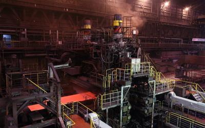Primetals liefert Stahlblech-Fertigwalzstraße an Kobe Steel