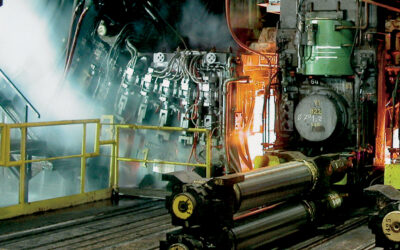 Neuartige Gießspiegelregelung bei Stranggießanlagen von Primetals Technologies erstmalig in Betrieb